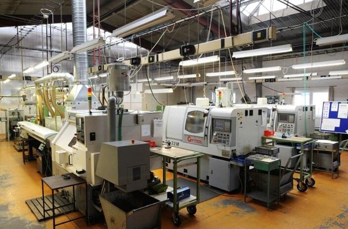 CNC stroje pro výrobu spořičů vody